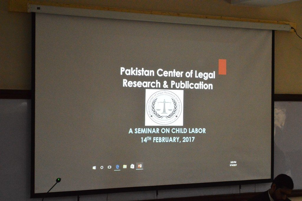 Symposiums and Conferences – Pakistan College of Law