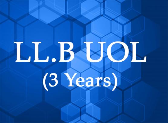 LL.B (UOL)